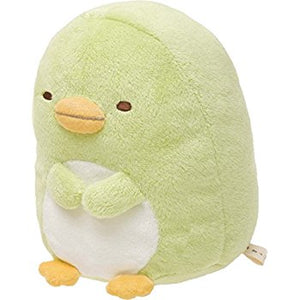 "Medium Sumikko Gurashi Penguin 9"" Plush By San X"