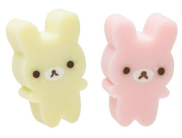 Rilakkuma Fluffy Cute Dream Erasers San X