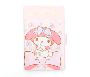 Sanrio My Melody Business Card, Credit Card, Passport Holder case: Flowers