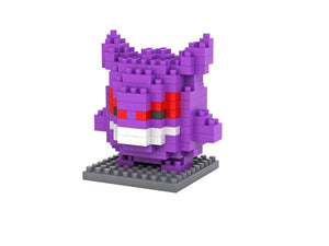 Nanoblocks x Pokemon - Gengar