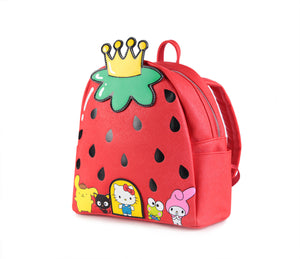 Hello Kitty Strawberry Backpack