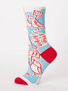 This Is My Protest Sock Women's Crew Socks