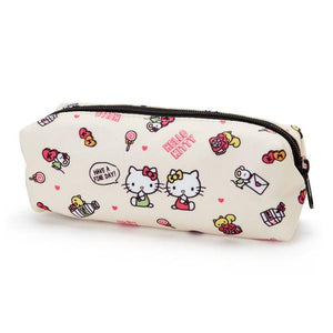 Sanrio Hello Kitty Pen Case Pencil Pouch Mimmy Japan