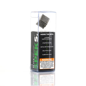 Speks 512 Magnet Set Black