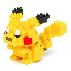 Nanoblocks x Pokemon - Pikachu