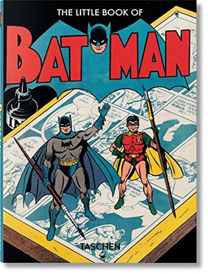 The Little Book of Batman Cover