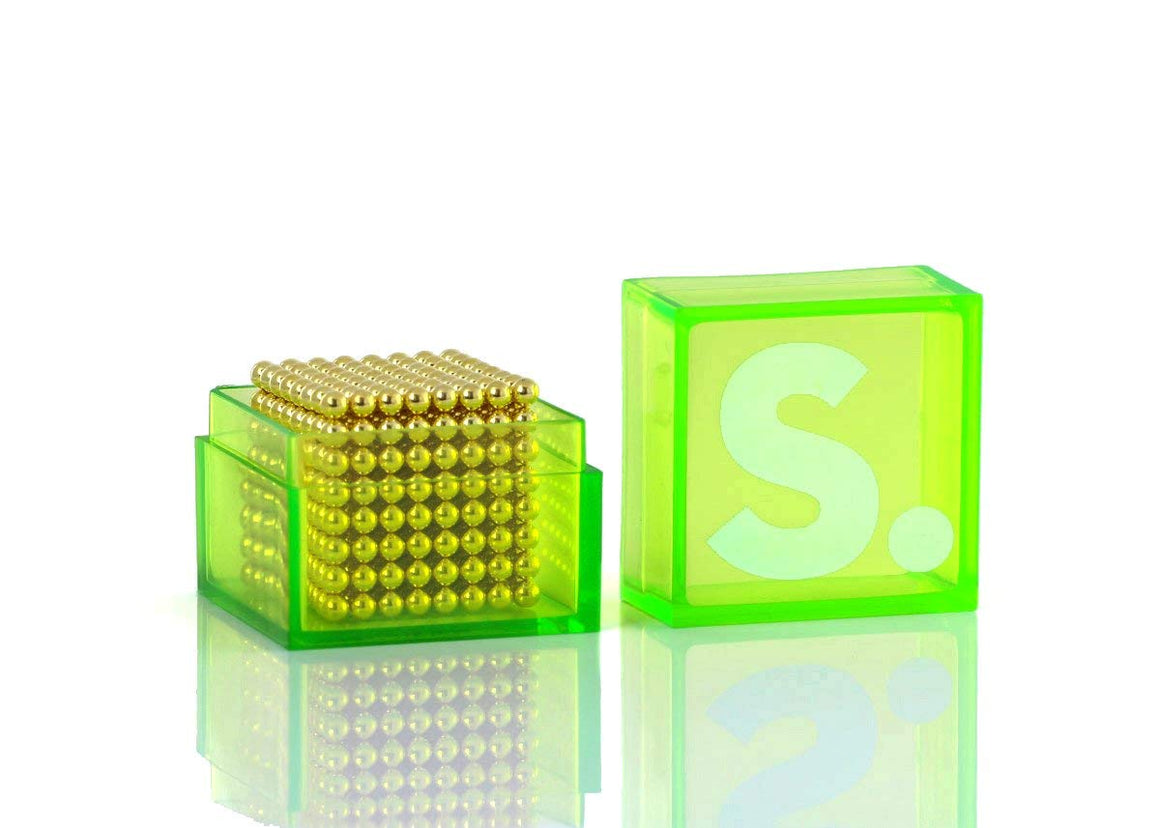 Speks 512 Magnet Set Gold - PIQ