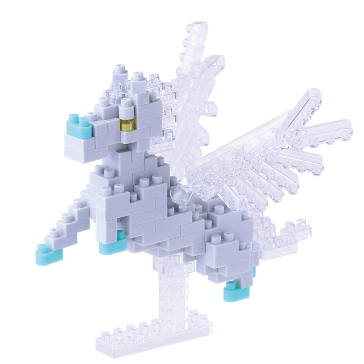 Nanoblocks - Pegasus Not Lego or Megablocks