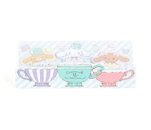 Cinnamoroll Official 15th Anniversary Sticky Notes Set