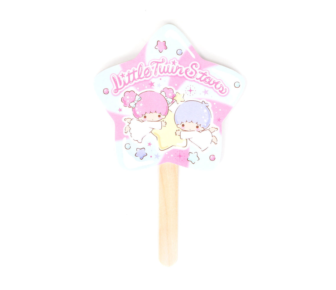 Little Twin Stars Memo Pad: Popsicle