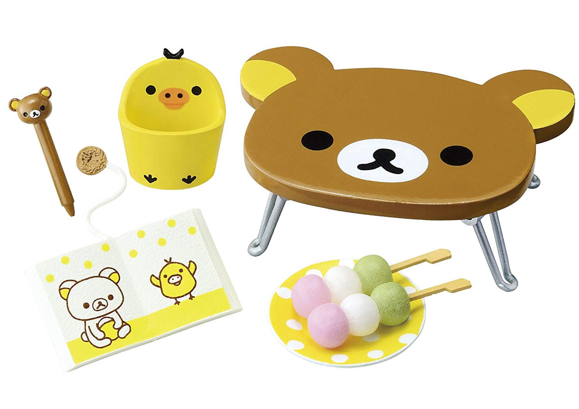 Re-Ment Rilakkuma Cat Cafe Blind Box