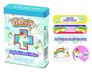 Unicorn Ouch! Bandages - PIQ