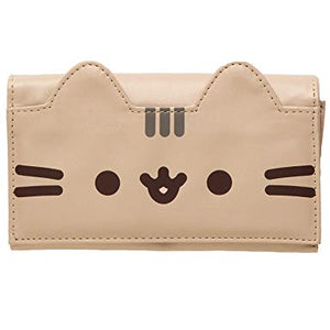 Pusheen Wallet With Ears Long - PIQ