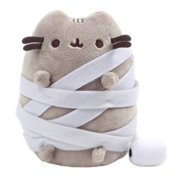 Pusheen Halloween Mummy Mini Plush