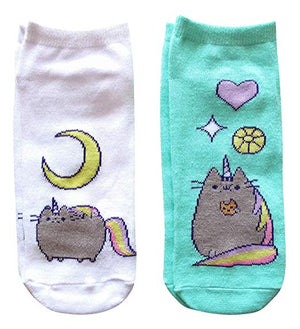 Pusheen Socks 2-Pack - PIQ