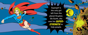 DC Super Heroes - My First Book of Girl Power Board Book