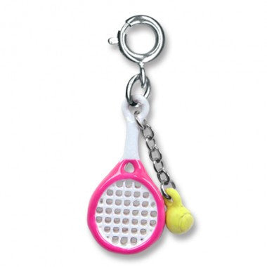 Tennis Racquet Charm  by High Intencity
