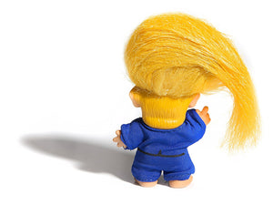 Collectable President Trump Troll - PIQ