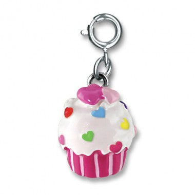 Charm It - Heart and Cupcake