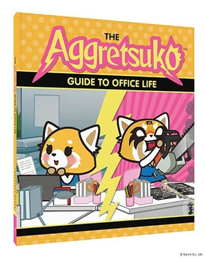 Sanrio's The Aggretsuko Guide to Office Life - PIQ