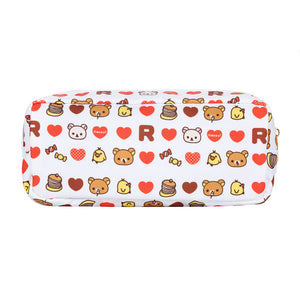 Rilakkuma Loves Pancakes Pencil Case by San-X - PIQ
