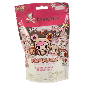 Donutella Blind Bag Plush Series By Tokidoki