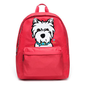 Marc Tetro Westie Backpack