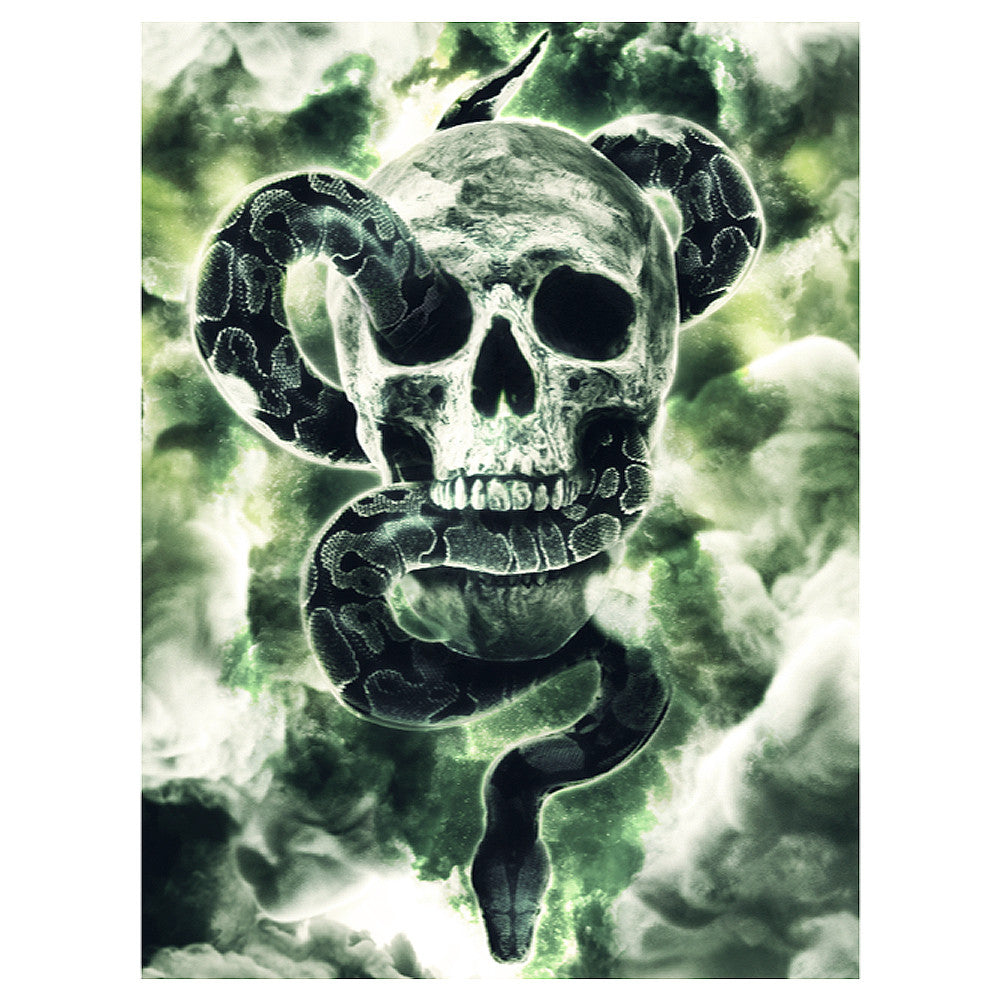 Barrett Biggers HP Dark Mark Limited Edition Print