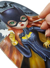 Simona Candini Bat Girl Original Painting