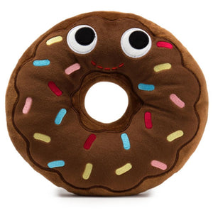 Kidrobot Yummy World Plush: Medium Ben Chocolate Donut