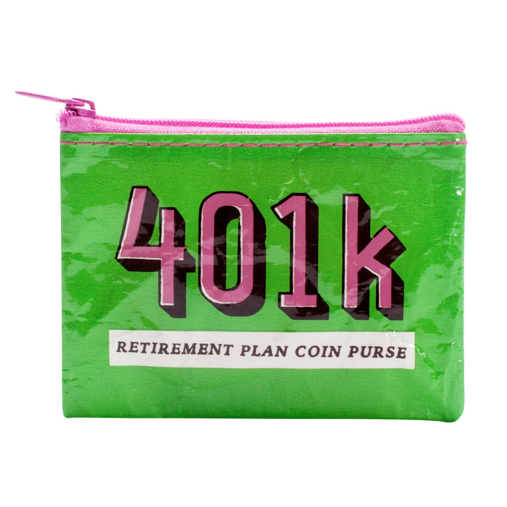 401K Coin Purse - PIQ
