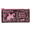 Blue Q Runnin' The World Pencil Case