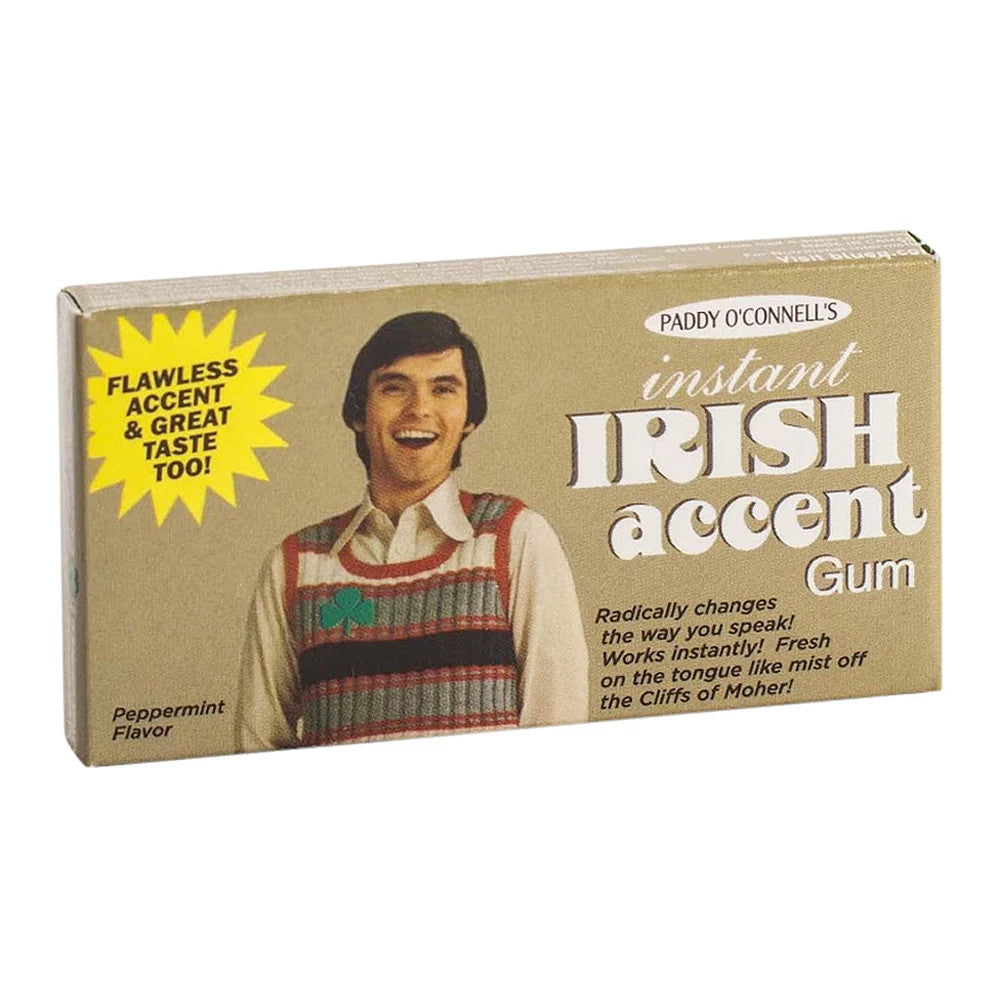 Irish Accent Gum  by Blue Q