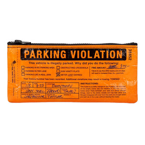 Parking Violation Pencil Case  by Blue Q