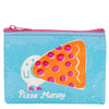 Pizza Money Coin Purse by Blue Q