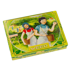 Weed Tin Box  by Blue Q