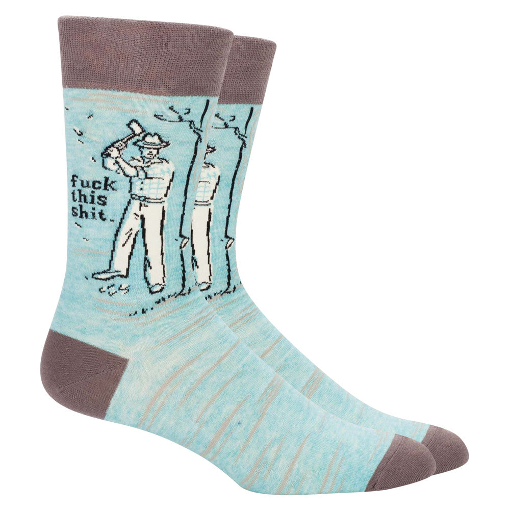 F*ck This Shit Men's Socks