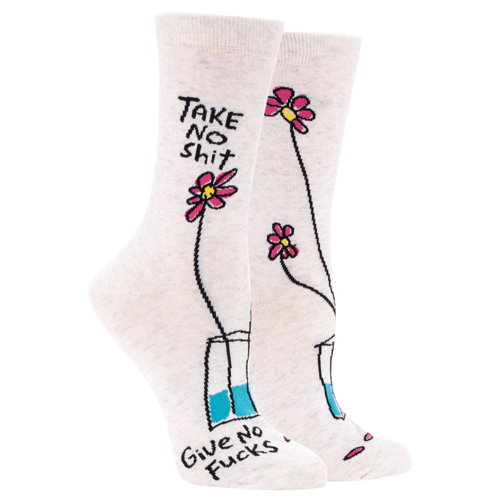 Take No Sh*t Women's Socks