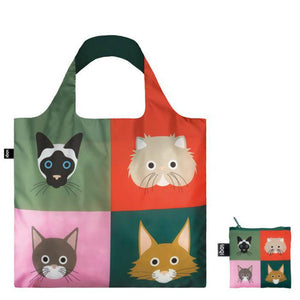 Cats by Stephen Cheetham Tote Bag
