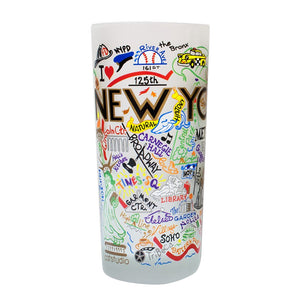 New York City Glass  by Catstudio
