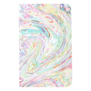 Ice Cream Swirl Notebook