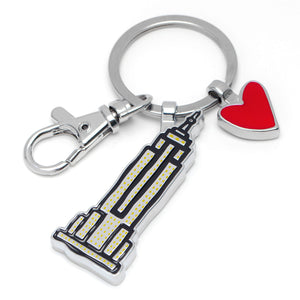 Marc Tetro NYC Empire State Building Keyring  by Marc Tetro - 1