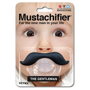 The Gentleman Mustachifier by FCTRY
