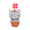 Flower Pot Feline - The Bots  by The Bots