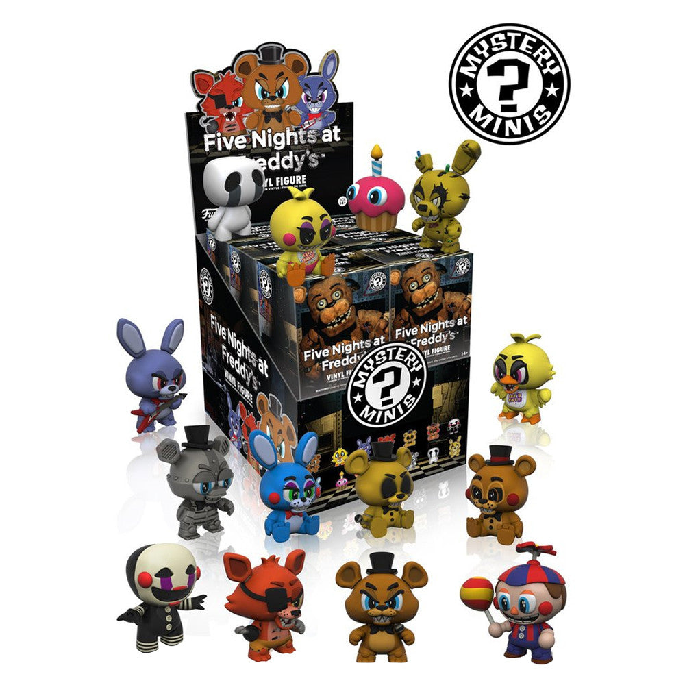 Five Nights At Freddy's Mystery Minis Blind Box