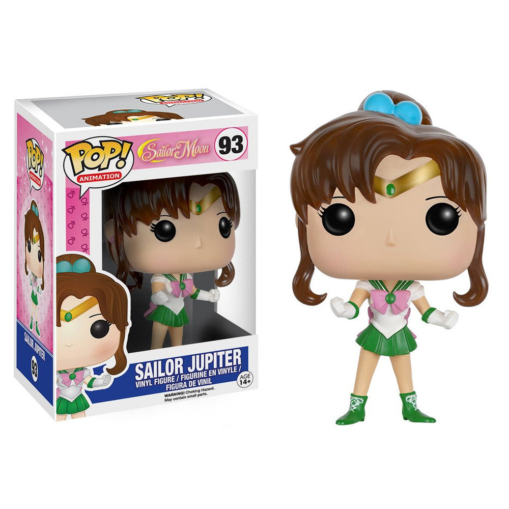 Funko POP! Animation: Sailor Moon Sailor Jupiter  by Funko