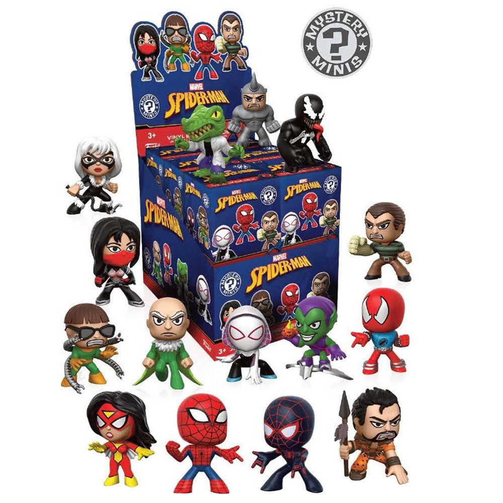 Funko Mystery Mini Blind Box: Marvel Spiderman Classic