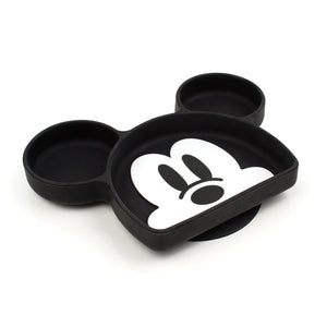 Mickey Mouse Silicon Grip Dish