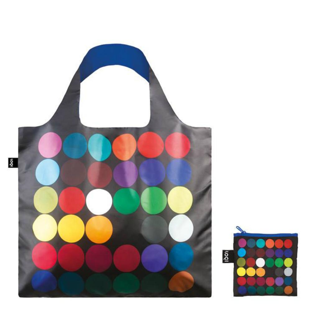 Untitled Dots By Poul Gernes Tote Bag polka
