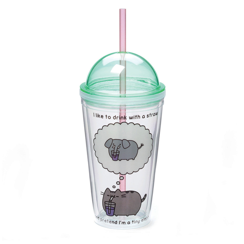 Pusheen the Cat 16oz Tumbler Cup from Gund